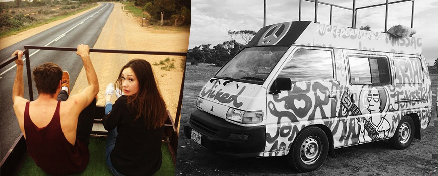 campervan hire Cairns
