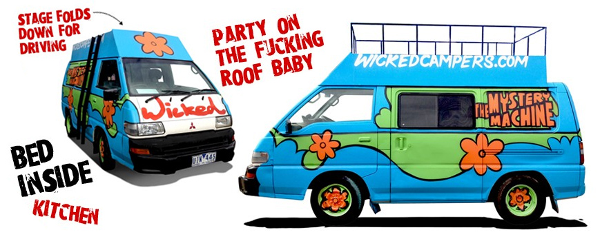 campervan hire Sydney